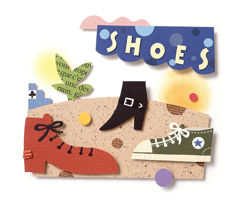 ... 革靴、スニーカー、色々な靴と