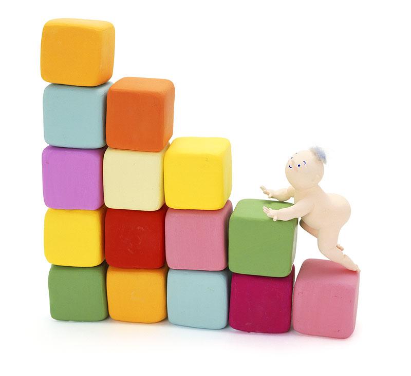 子供 学費 子供 : 子供イラスト キューブの階段 ...