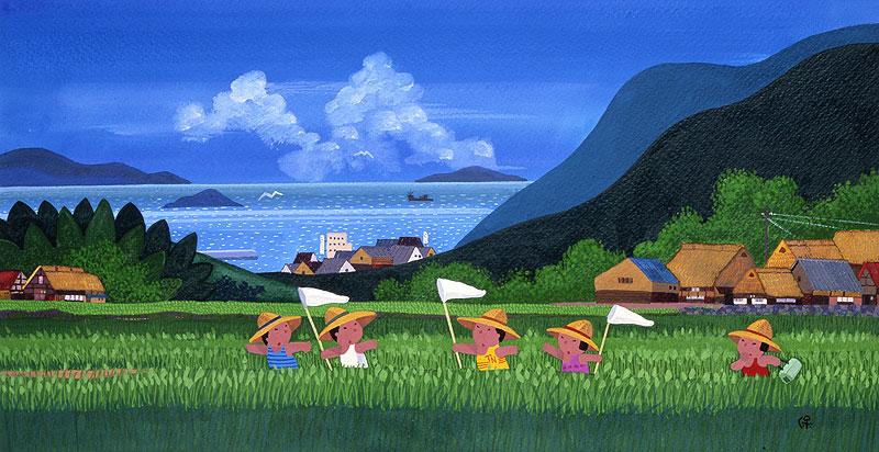 日本の四季 風景カレンダー ...